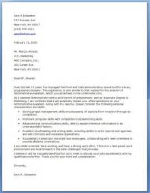 Cover Letter For Administrative Assistant by Administrative Assistant Bar Letters Ideas Just B