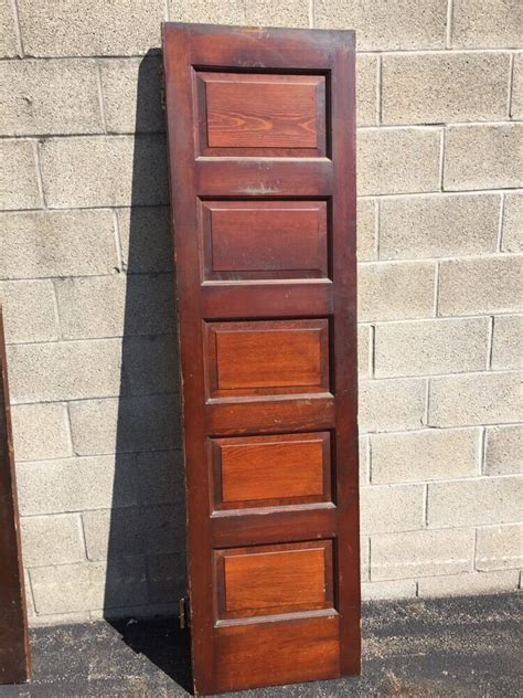 cm 48 one raised panel pine interior door ebay