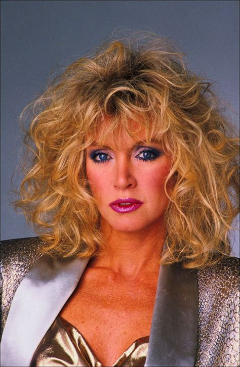 photos of donna mills curly frosted hairstyle from the 89s donna mills donna mills pinterest donna mills
