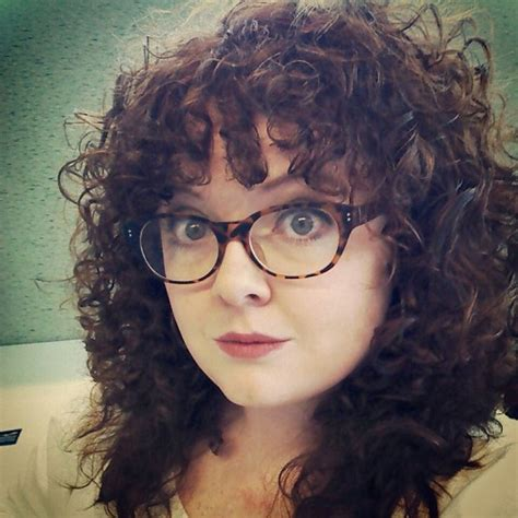 curly hairstyles glasses hairstyles for naturally curly hair with bangs and glasses