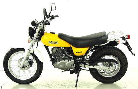 Motorrad 125 Ccm Suzuki by Suzuki Rv 125 Vanvan 125 Ccm Motorr 228 Der Moto Center