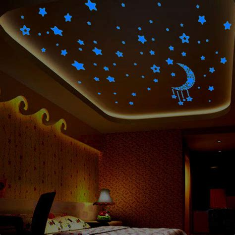 quality cool stuff for your bedroom quality gifts for your boudoir shop at beezer com au a set kids bedroom decoration fluorescent glow in the dark