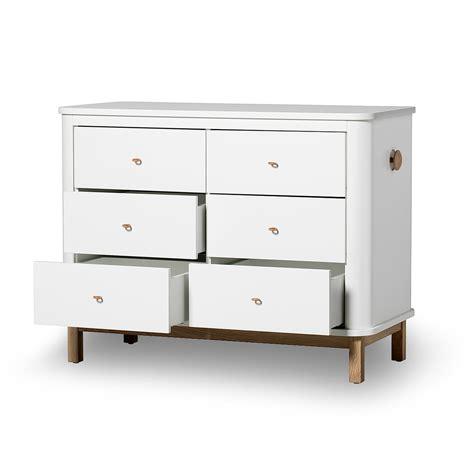 oliver furniture kleiderschrank 3 türig wood 6 drawer chest by oliver furniture lovethesign