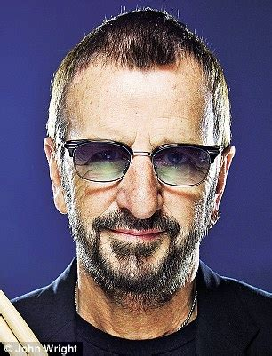 ringo starr glasses the beatles ringo starr paul mccartney likes to think