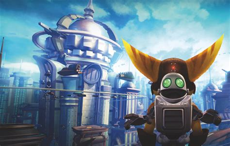 nycc 2017 explore the galaxy with ratchet clank blog dark horse comics