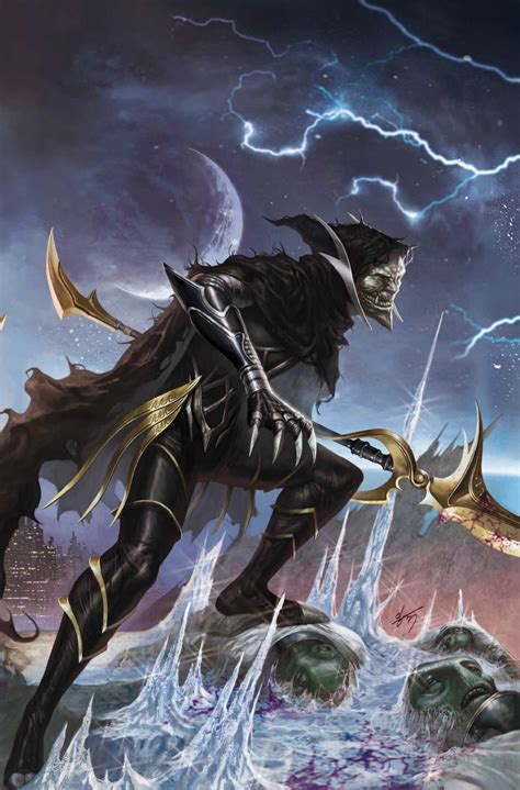 corvus glaive corvus glaive earth 616 marvel database fandom
