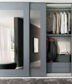Interior Storage For Sliding Wardrobe Doors Wardrobe With Sliding Doors 55 Modern Wardrobes For Storage Space And Feeling Of Space
