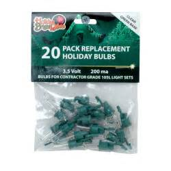 christmas decoration replacement light bulbs holliday