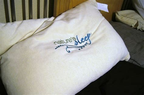 Natures Sleep Pillows by Nature S Sleep Faux Pillow Review Not Quite Susie