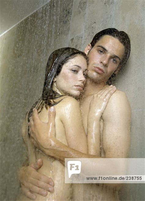 Couples In The Shower embracing in the shower royalty free image f1online stock photo agency 238755