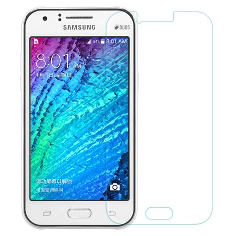 Tempered Glass For Samsung J1 Anti Gores Kaca Limited 0 3mm tempered glass for samsung galaxy j1 9h 2 5d arc