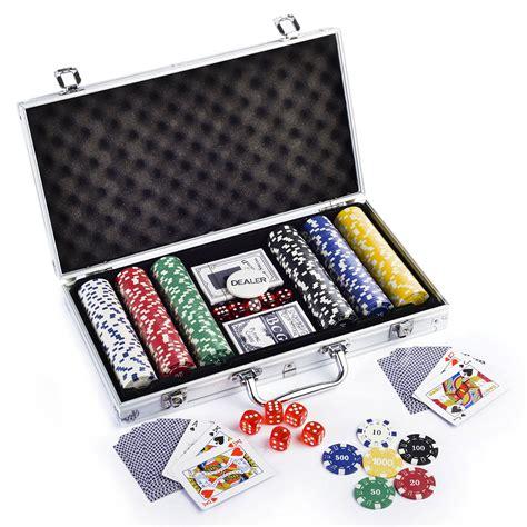 Set Cardi Pokego deluxe set 300 chips buy deluxe set 300