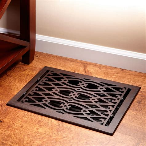modern bronze floor l contemporary cast bronze floor register hardware