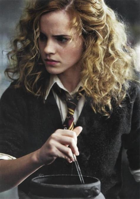 Hermione Granger Potions by Hermione Granger In Potions Class Harrypotter Harry