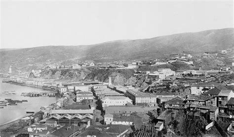 fotos antiguas valparaiso antigua estacin puerto valparaso chile valparaso antiguo