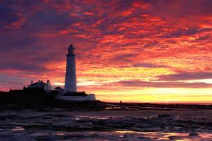 A Light In August St Mary S Lighthouse St Mary S Lighthouse Whitley Bay