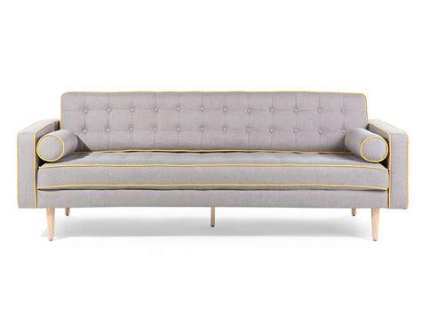 long tufted sofa sofa tufted trimming rolled cushions long grey ebay