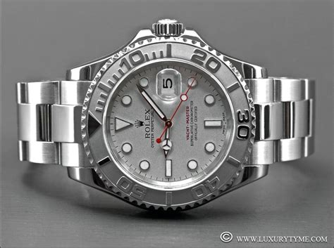 yacht master rolex yachtmaster midsize review