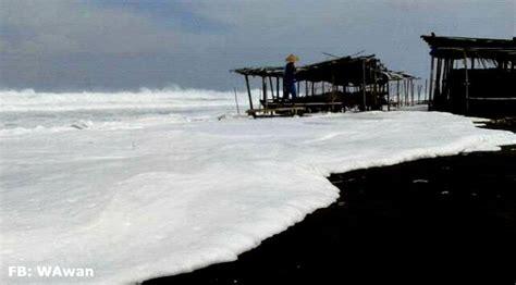 Roro Penjaga Laut Penguasa Laut Mati dahsyatnya foto foto gelombang laut pantai selatan