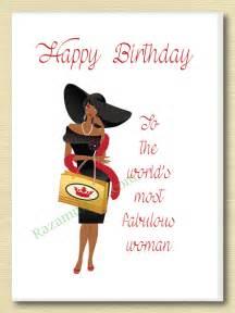 afro american birthday cards american birthday card c