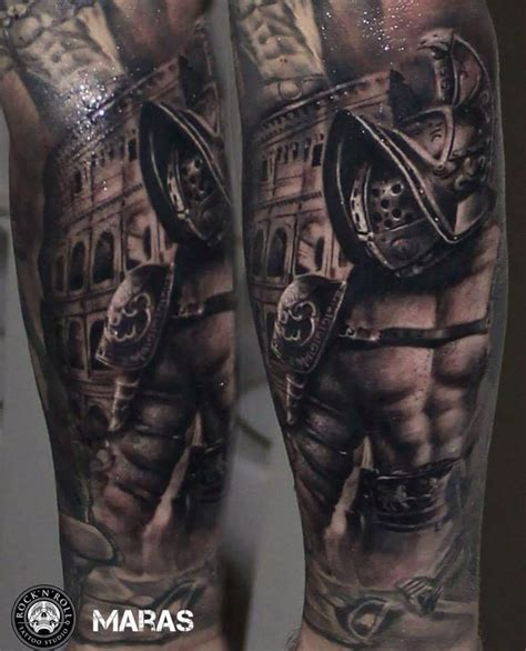 gladiator armor tattoo gladiator gladiador tatoo and tatting