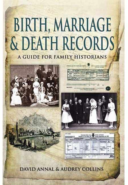 Birth And Deaths Records Pen And Sword Books Birth Marriage And Records Epub
