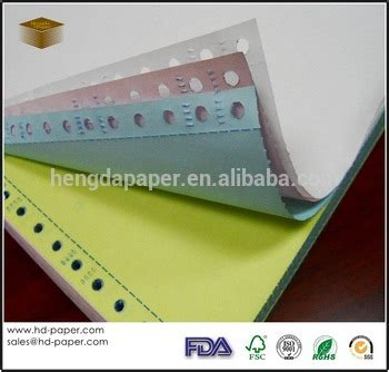 Kertas Ncr Continuous Form Sidu 3 Ply carbonless paper continuous form buy carbonless continuous form paper continuous form