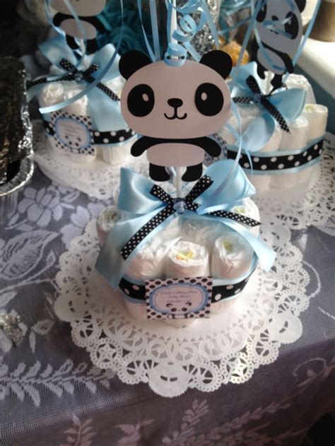 Panda Baby Shower Invitations