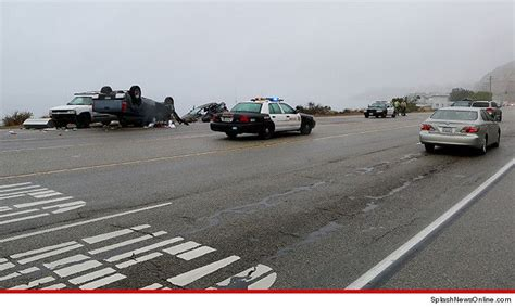 Pch Fatal Accident - mc supreme killed in pch accident same spot as caitlyn jenner s fatal crash