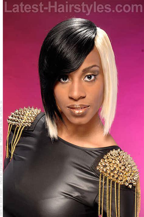 side swept hairstyles  black women  class
