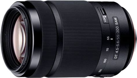 Sony Sal 55 300mm F4 5 5 6 Dt sony sal 55300 dt 55 300 mm f4 5 5 6 sam telezoom