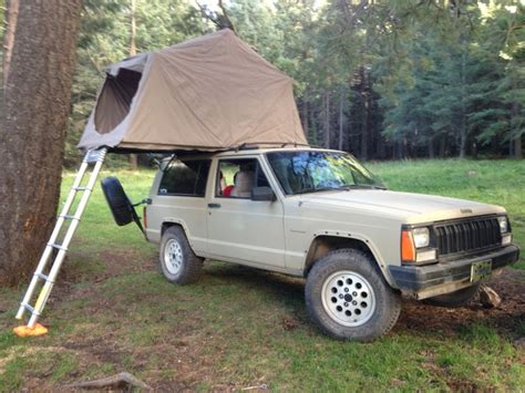 Jeep Xj Roof Tent 17 Best Images About Sweet Jeeps On Four Wheel
