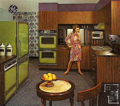 1970s kitchen 1970 s kitchen with avocado appliances born in the wrong