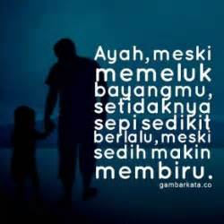 kata mutiara ucapan hari ayah nasional puisi untuk ayah beserta gambar
