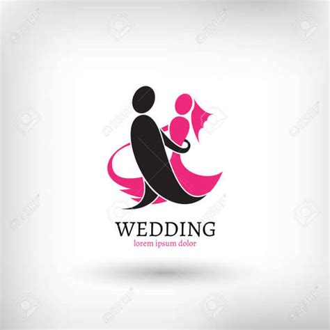 wedding logo vector 30 wedding logo design templates design trends