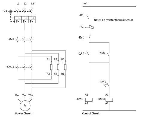 starting resistor function definition of primary resistor starter 28 images starting methods of induction motor methods