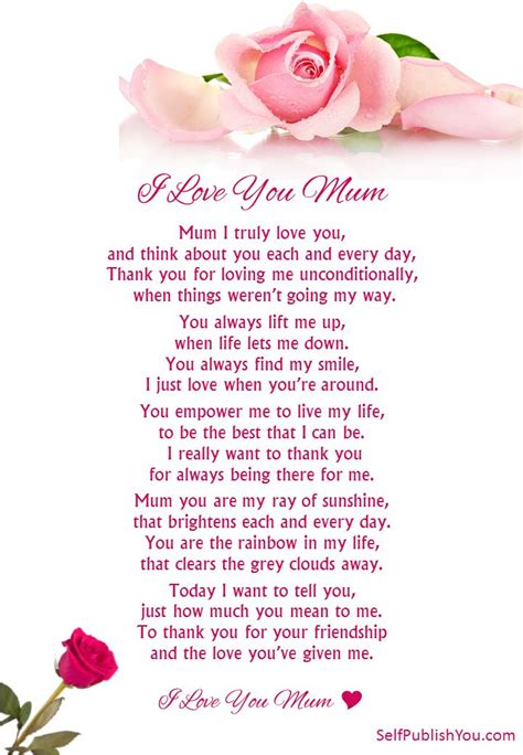day poem for happy mothers day images and quotes foto 2017