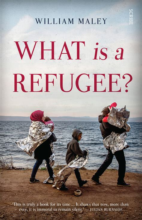 the refugees books what is a refugee book scribe publications