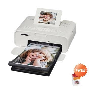 Berapa Tinta Printer Hp Deskjet 1000 jual canon cp1000 selphy photo printer putih free rp108 tinta printer selphy harga