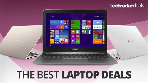 best prices for laptops the best cheap laptop deals in the january sales 2018