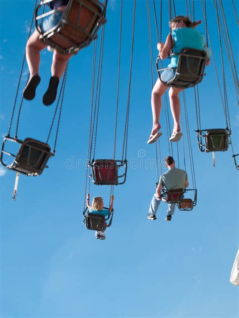 is texas a swing state state fair of texas swing ride editorial stock image