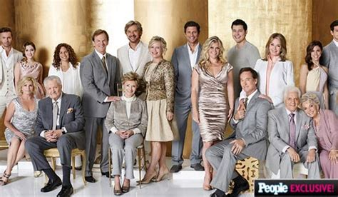 days of our lives the list of characters leaving keeps image 1022 50th cast photo jpg days of our lives wiki