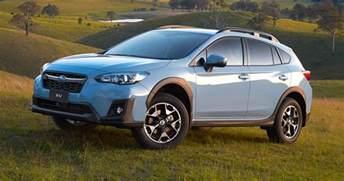 Subaru Sv 2017 Subaru Xv Review Caradvice