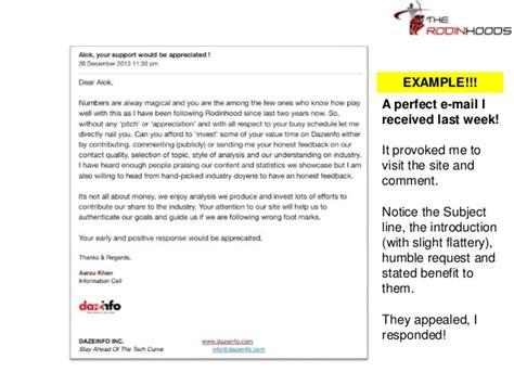 28 mock email template market appraisal