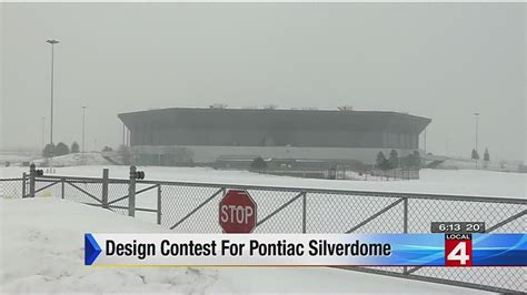 design competition indonesia 2015 design competition launched for pontiac silverdome site