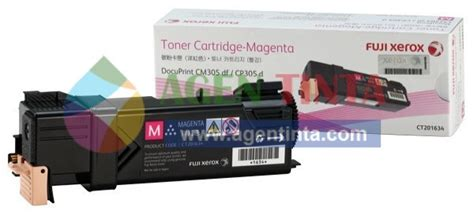 Toner Docuprint C3055 jual fuji xerox docuprint ct201634 magenta harga detail