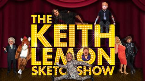 sketchbook show competition win the keith lemon sketchshow on dvd