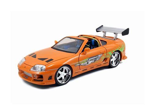 cars with models 1 18 toyota supra diecast model car ja97505