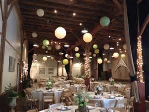 Blumen Gardinen by Rustic Wedding Reception At Blumen Gardens Sycamore Il