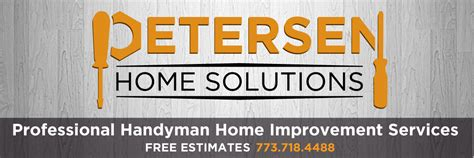 professional home improvement and handyman services